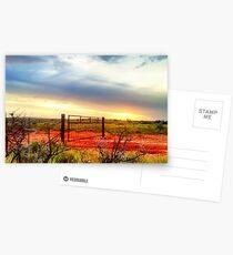 Stock Gate Postcards