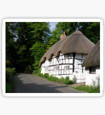 Wherwell Cottages Sticker