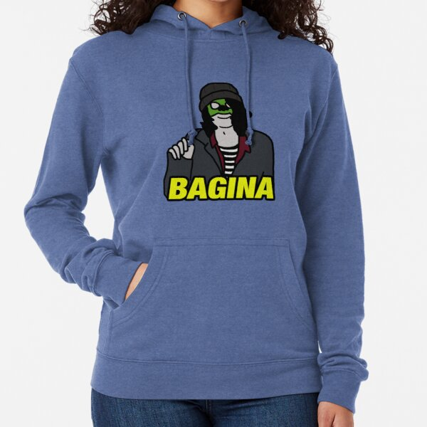 Hi Sir, Do You Know What A Bagina Is? Lightweight Hoodie