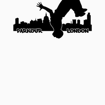 Parkour London by endorphin