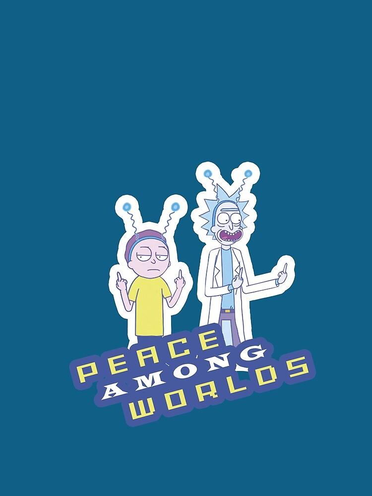 Peace Among Worlds  by abanosi