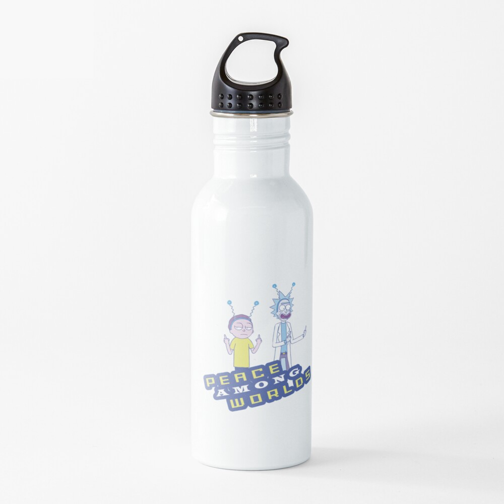Peace Among Worlds  Water Bottle