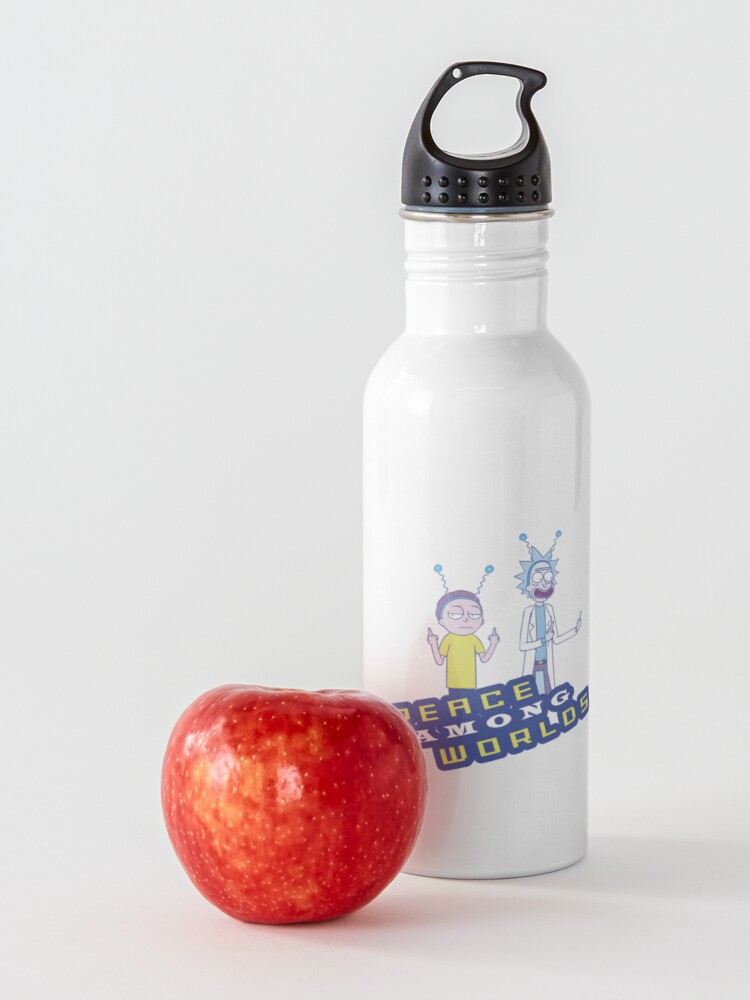 Alternate view of  Peace Among Worlds  Water Bottle