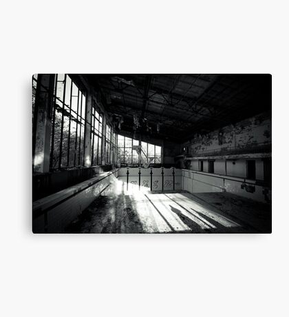 High Board Canvas Print
