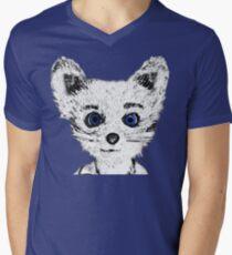Silver Fox Men's V-Neck T-Shirt