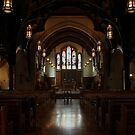 Christ Church Cathedral by Tracy Friesen
