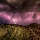 Purple Rain by Leasha Hooker