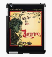 Bartertown iPad Case/Skin