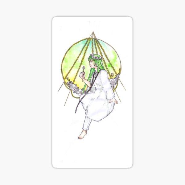 Enkidu, Chain of Heaven Sticker