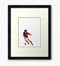 George Best Framed Print