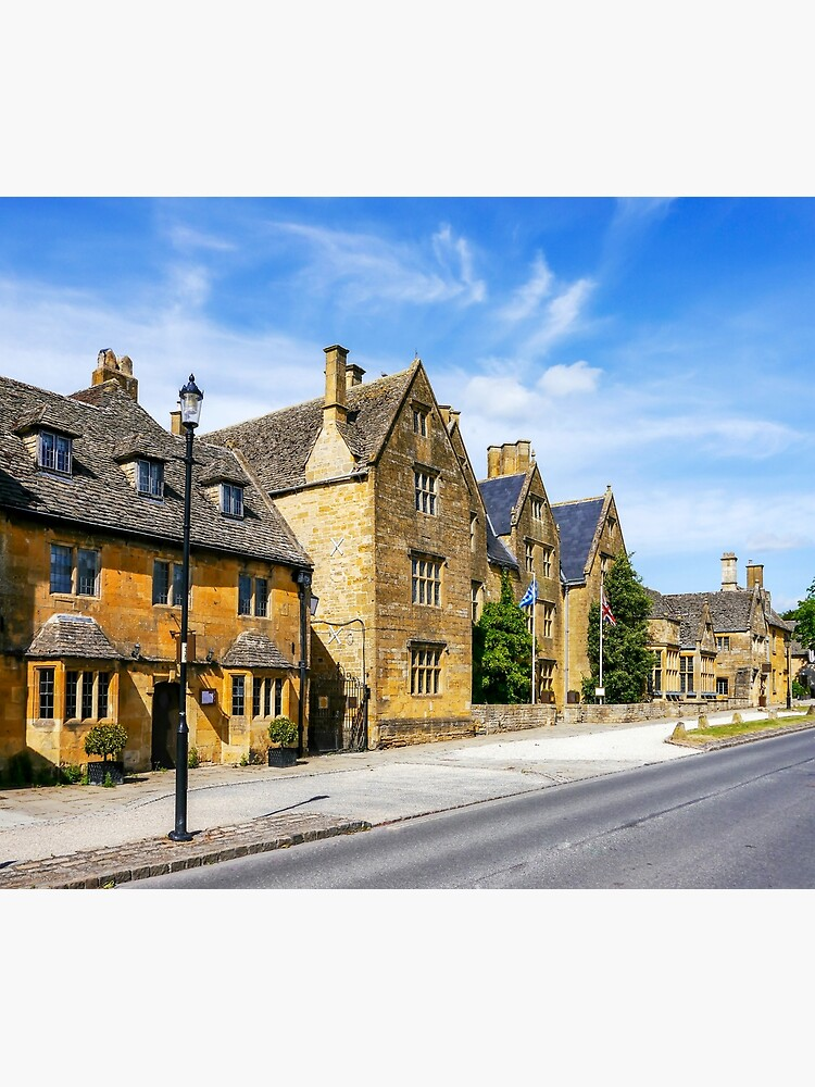 Broadway, The Cotswolds by ScenicViewPics