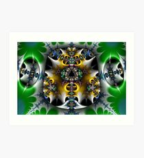Multidimensional Gateway Art Print