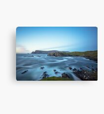 Glen Head, Glencolmcille Canvas Print