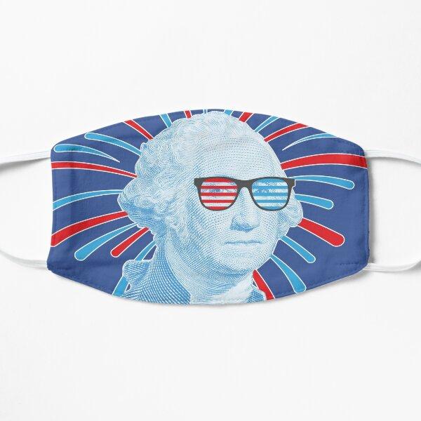 George Washington Glasses Mask