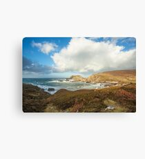 Port, Glencolmcille Canvas Print