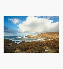 Port, Glencolmcille Photographic Print