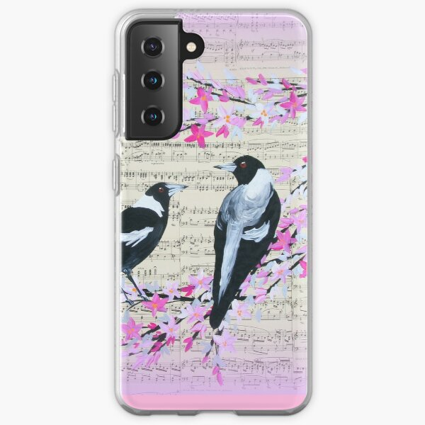 Magpie Musical Samsung Galaxy Soft Case