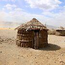 Maasai Home by David McGilchrist