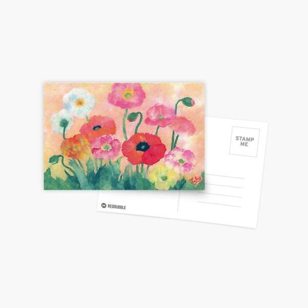 Floral Mix Postcard