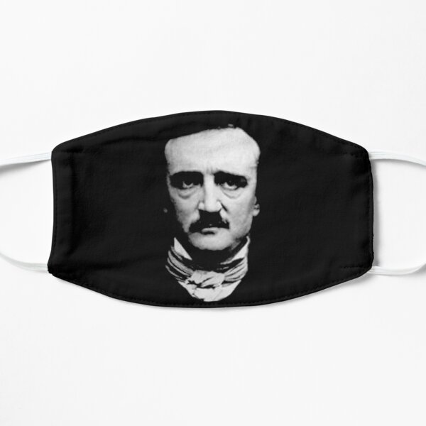 Edgar Allan Poe Master of Horror Maske