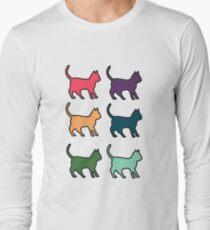 Techno Cat T-Shirt