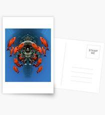 Digital Art - Underwater Postcards