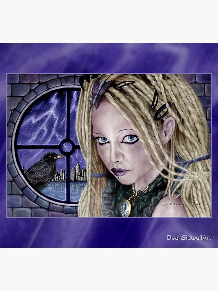 Stormbringer - Colour Version. Original art by Dean Sidwell by DeanSidwellArt