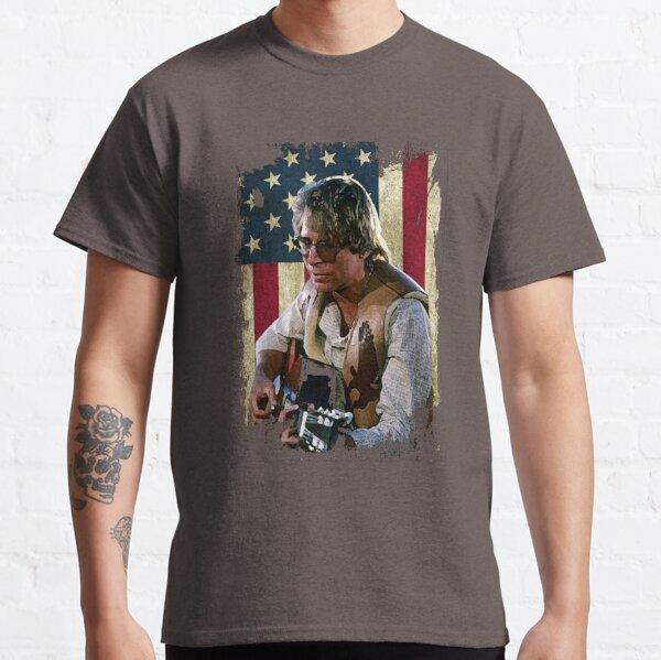 Vintage Photograp  John Denver Classic T-Shirt