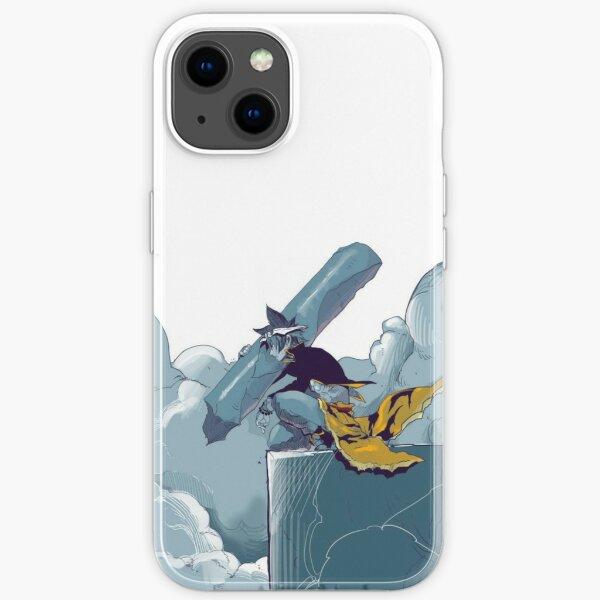 God of Highschool iPhone Soft Case