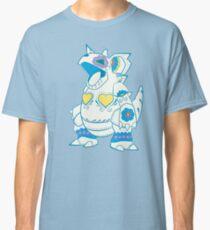 Nidoqueen Pokemuerto   Pokemon & Day of The Dead Mashup Classic T-Shirt