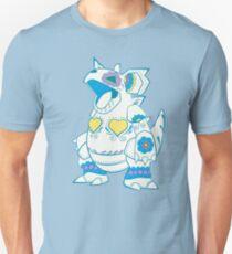 Nidoqueen Pokemuerto   Pokemon & Day of The Dead Mashup T-Shirt