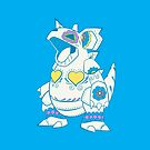 Nidoqueen Pokemuerto | Pokemon & Day of The Dead Mashup by abowersock