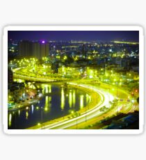 Saigon (Ho Chi Minh City) Sticker