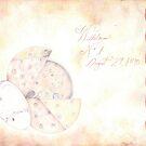 Wilhelmina 1890 by Megan Stone