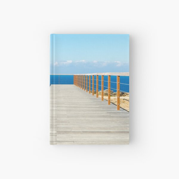 View on the Atlantic Hardcover Journal