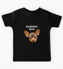Barking mad Kids Tee