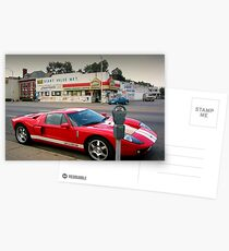 Ford GT Postcards