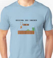Mario Bros - Original Box Smasher Unisex T-Shirt