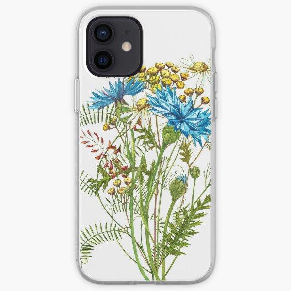Wildflowers & Gardenflowers iPhone Soft Case