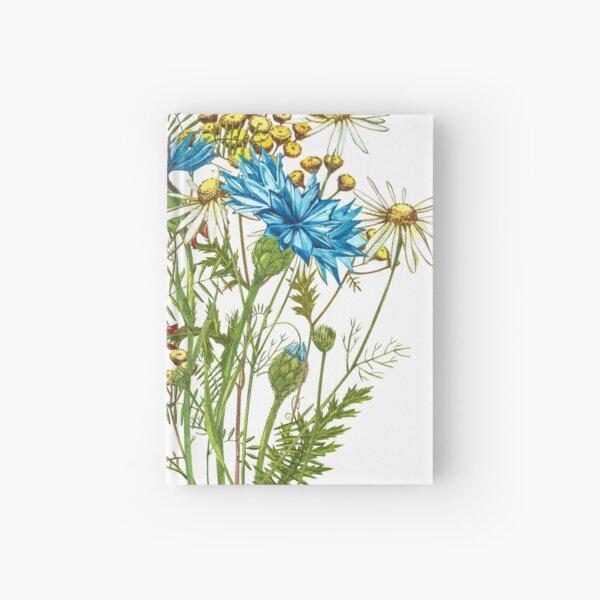 Wildflowers & Gardenflowers Hardcover Journal