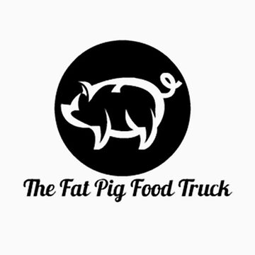 The Fat Pig Food Truck by maccormier