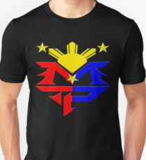 Manny Pacquiao Pac-Man Boxing Champion T-Shirt