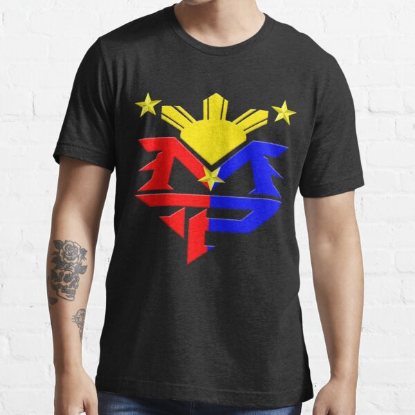 Manny Pacquiao Pac-Man Boxing Champion Essential T-Shirt