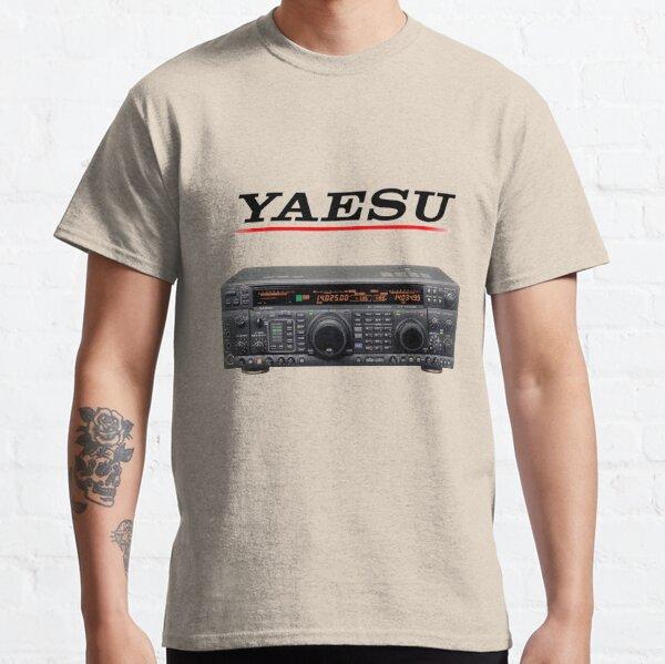 Yaesu FT-1000 Camiseta clásica