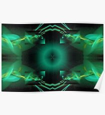 Fractal Abstract Poster