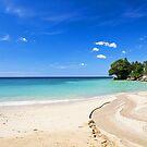 Hatubo Beach, Baucau by Jorge de Araujo