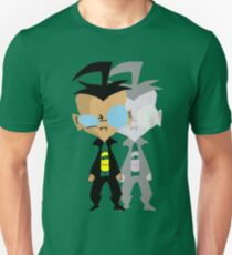 boy and shadow Unisex T-Shirt