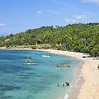 Hatubo Beach 2, Baucau by Jorge de Araujo