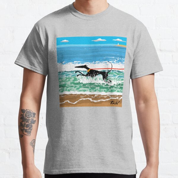 Running in the Sea Classic T-Shirt