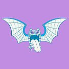 Golbat Pokemuerto | Pokemon & Day of The Dead Mashup by abowersock